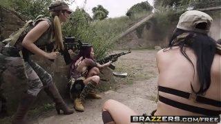 Brazzers – Pornstars Like it Big – Cock Of Duty…