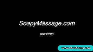 Sexy Soapy Massage Handjobs 12